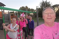 Click to view album: Run 2016 13/10/2016 Committee - Breast Cancer Awareness Fundraiser - Civic Park Mornington